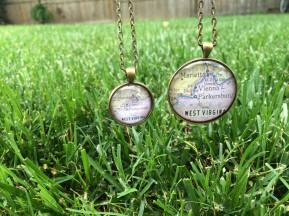 Ojala's hometown pride necklaces